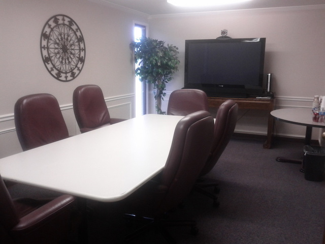Turnkey Waco Conference Room