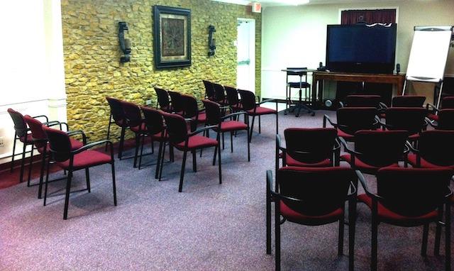Stylish Waco Meeting Room