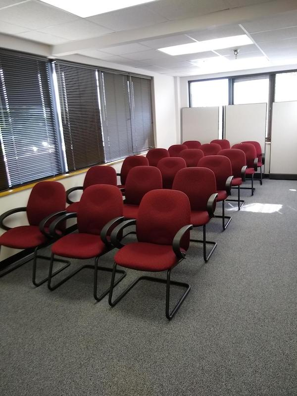 Turnkey Waldorf Conference Room