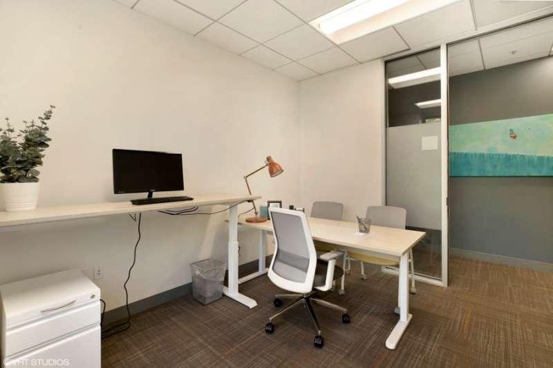 Temporary Walnut Creek Office - Meeting Room