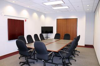 Turnkey Warrenville Conference Room