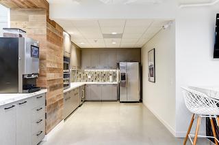 Break Room - Kitchen Area - Washington Virtual Office