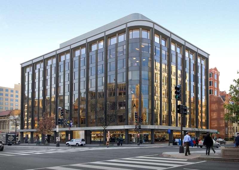 Washington Virtual Office - Building Facade
