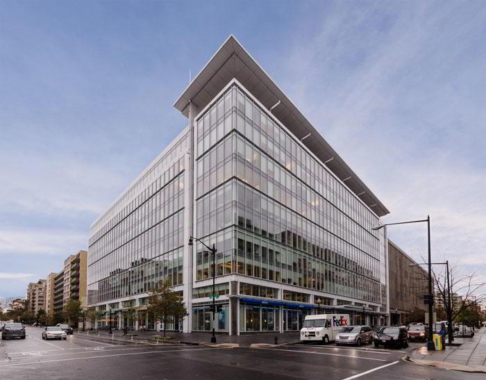 Exterior Facade - Washington Virtual Office Space