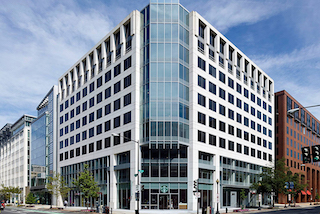 Washington Business Address - Building Location