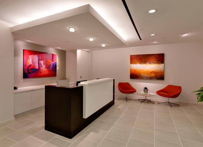 Washington Live Receptionist and Business Address Lobby