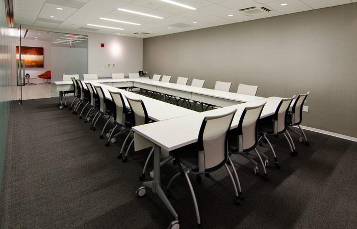 Stylish Washington Meeting Room