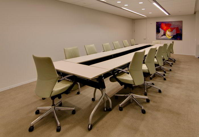 Stylish Washington Meeting Room