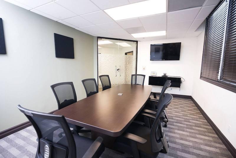 Stylish West Covina Meeting Room