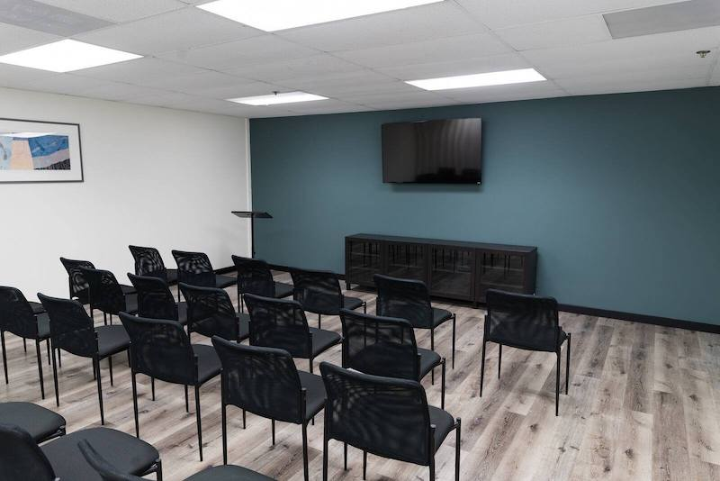 Turnkey West Covina Conference Room
