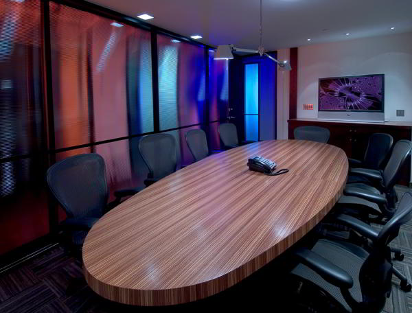 Turnkey West Hollywood Conference Room