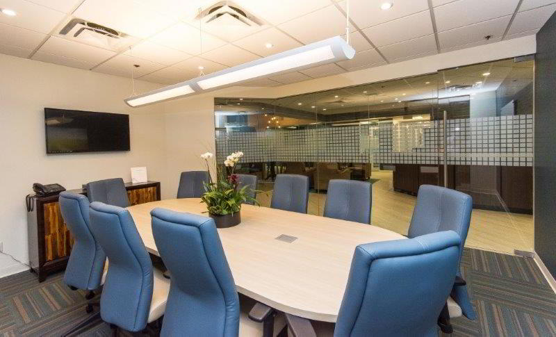 Turnkey West Palm Beach Conference Room