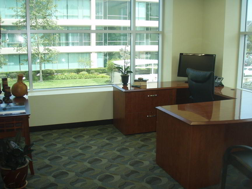 Temporary Westlake Village Office - Meeting Room