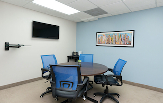 Turnkey Weston Conference Room