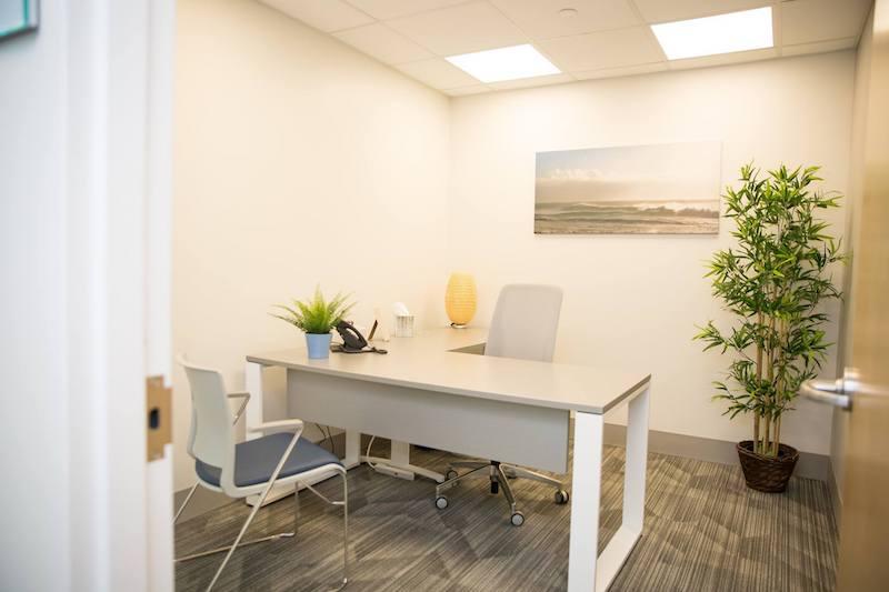 Temporary Westport Office - Meeting Room