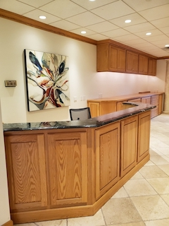 Westport Live Receptionist and Business Address Lobby