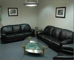 White Plains Virtual Office Space - Comfortable Commons Area