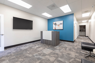 Receptionist Lobby - Virtual Offices in Wildomar
