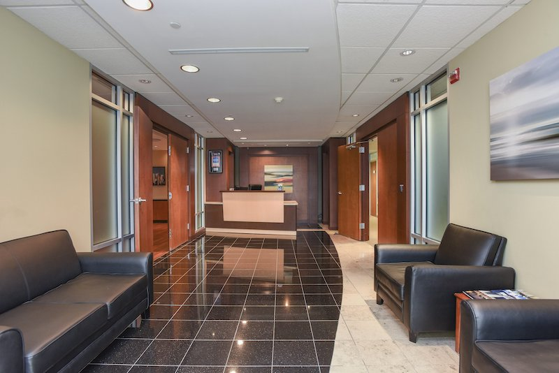 Wilmington Live Receptionist and Business Address Lobby