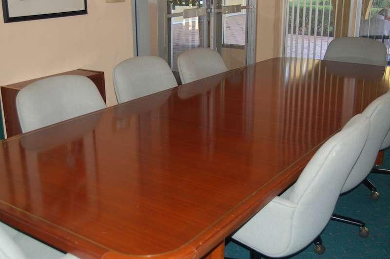 Stylish Winter Park Meeting Room