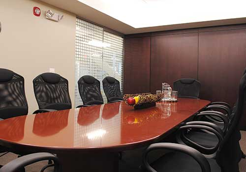 Turnkey Woburn Conference Room