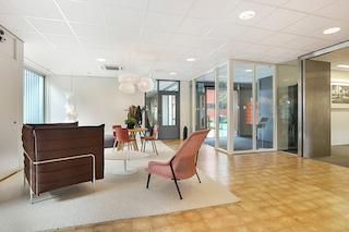 Woerden Busines Address - Lounge Area