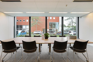 Turnkey Woerden Conference Room