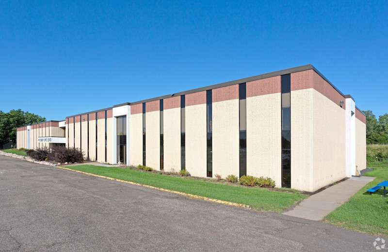 Woodbury Business Address - Building Location