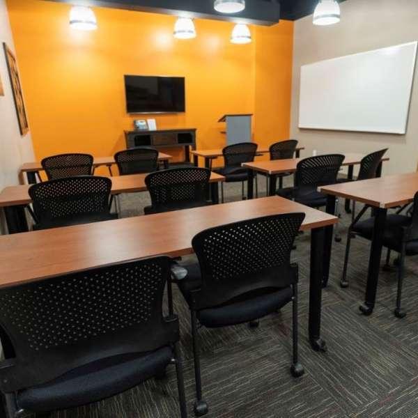 Turnkey Woodbury Conference Room