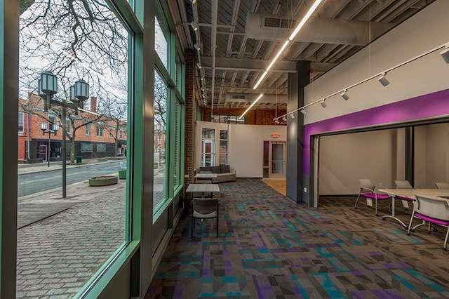 Ypsilanti Virtual Office Address - Lounge Commons Area