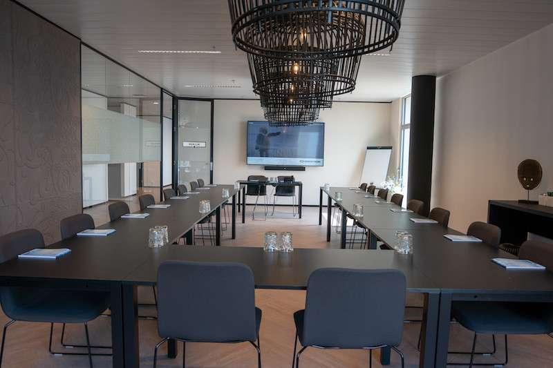 Stylish Zaventem Meeting Room