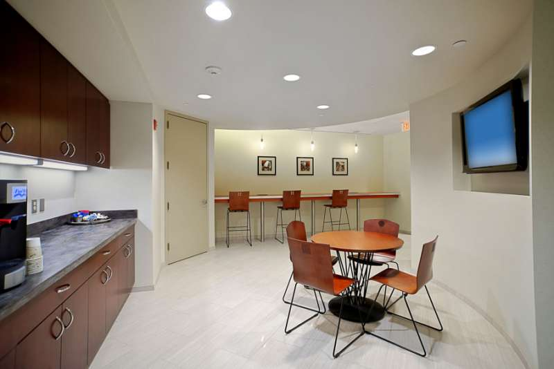 Break Room - Kitchen Area - Chevy Chase Virtual Office