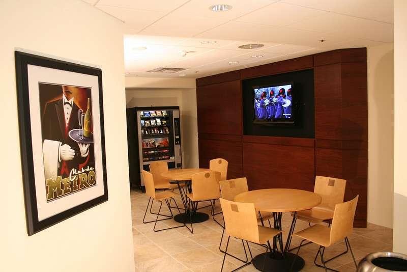 Break Room - Kitchen Area - Fairfax Virtual Office