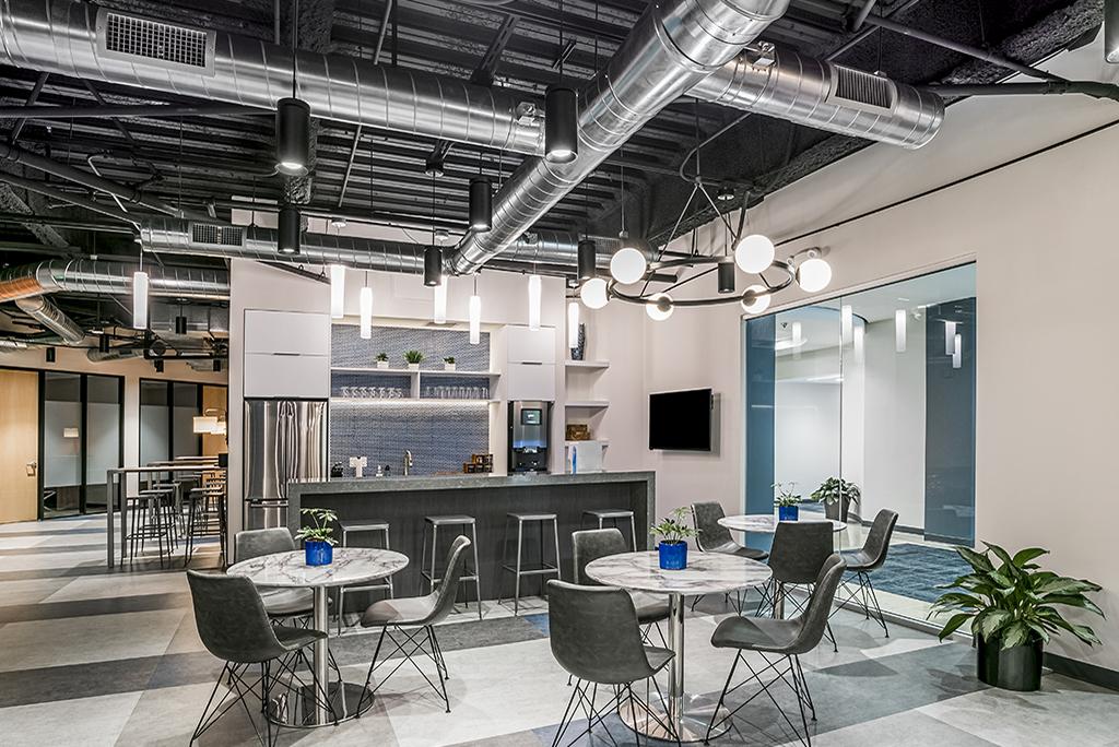 Break Area in Westlake Village Virtual Office Space