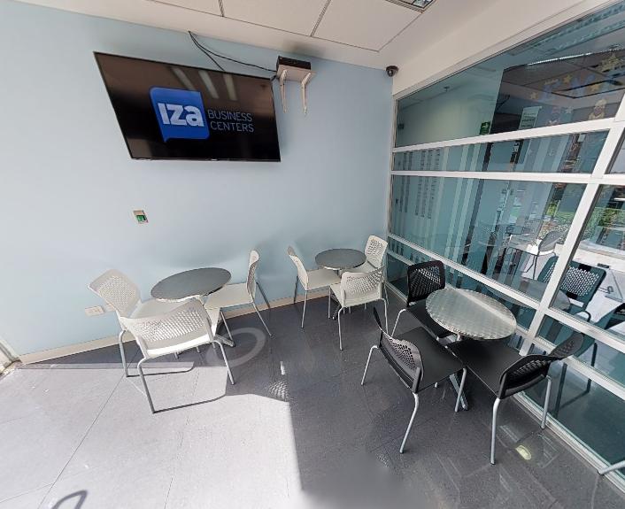 Break Area in Monterrey (San Pedro) Virtual Office