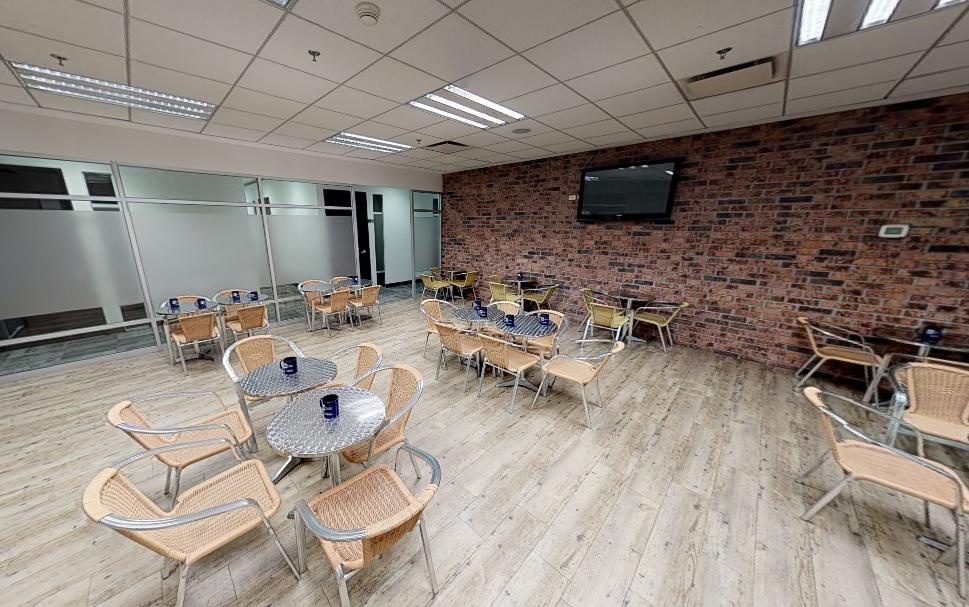Break Area in Monterrey Virtual Office Space