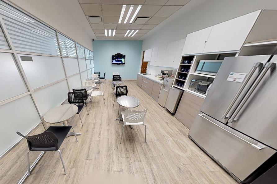 Break Area in Monterrey (San Pedro) Virtual Office Space