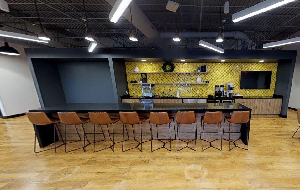 Break Room - Kitchen Area - Durham Virtual Office