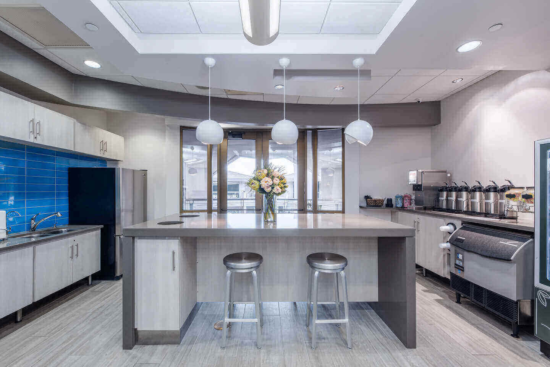 Break Room - Kitchen Area - Scottsdale Virtual Office