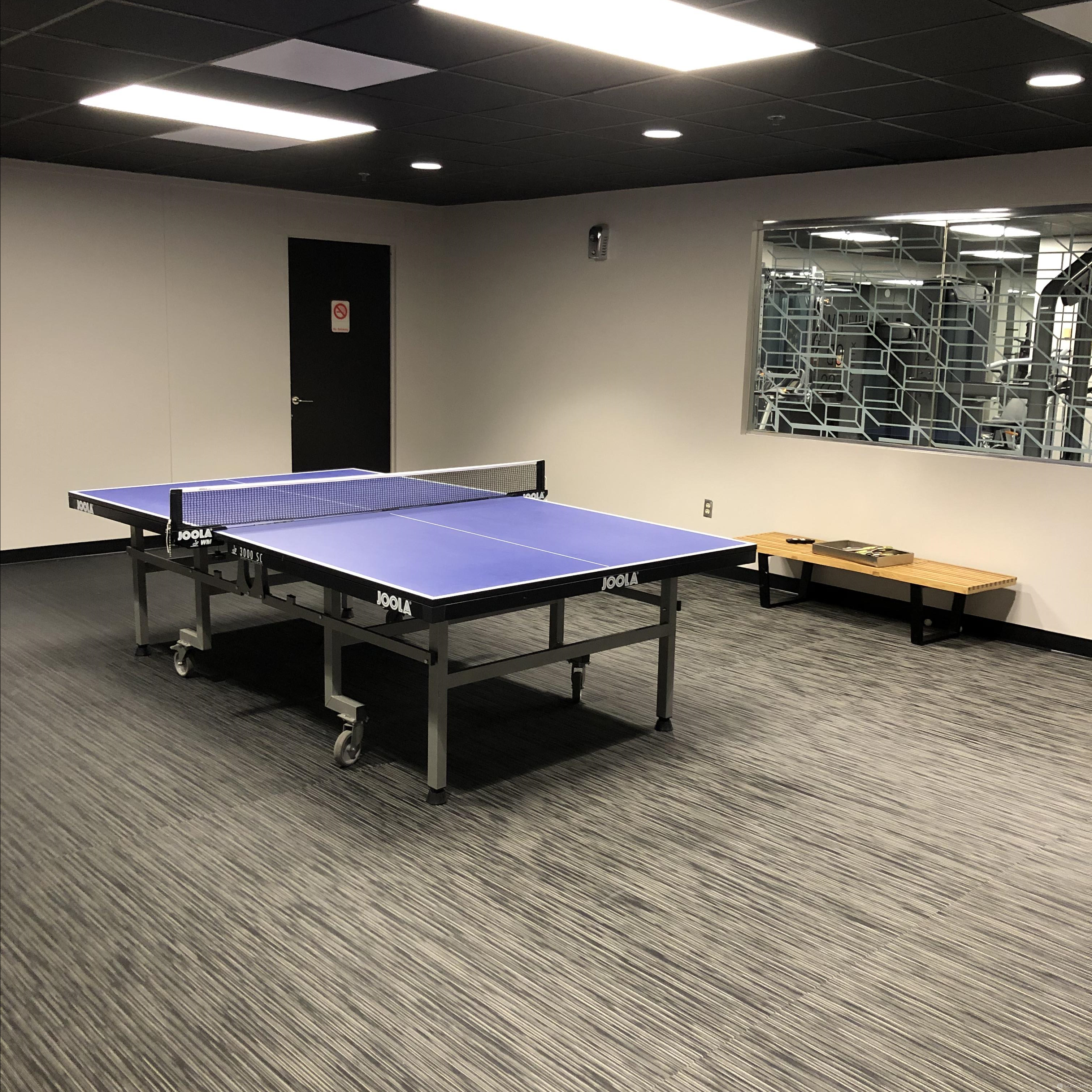 Break Area in Fairfax Virtual Office Space
