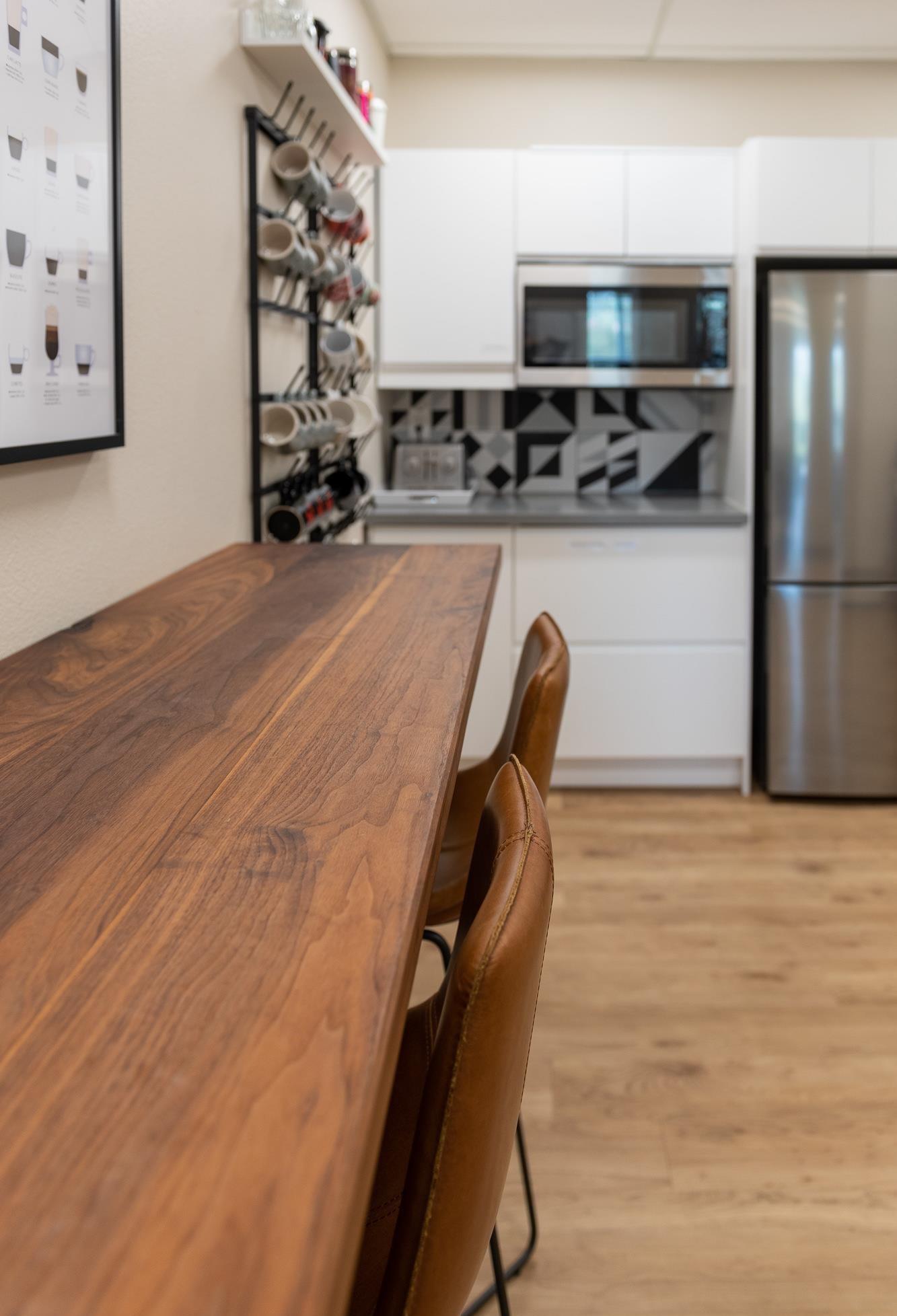 Break Room - Kitchen Area - Folsom Virtual Office