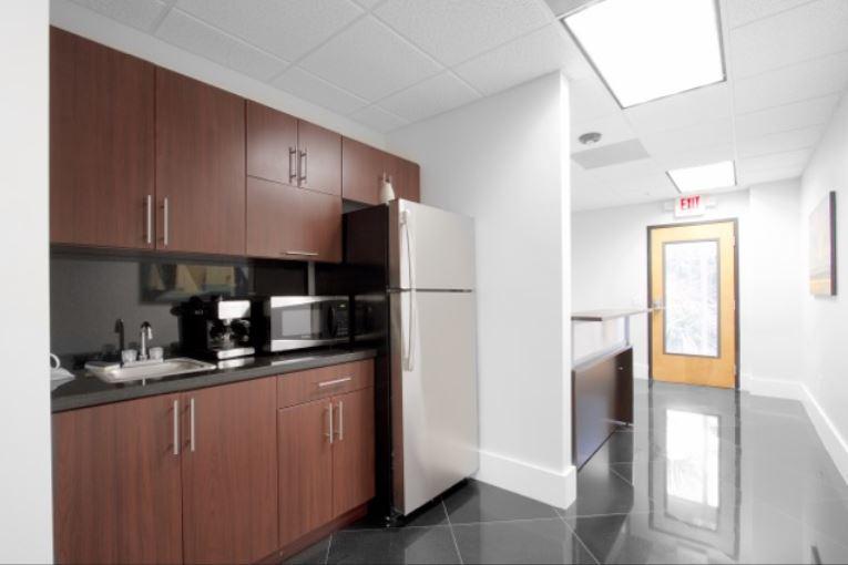 Break Area in Pembroke Pines Virtual Office Space