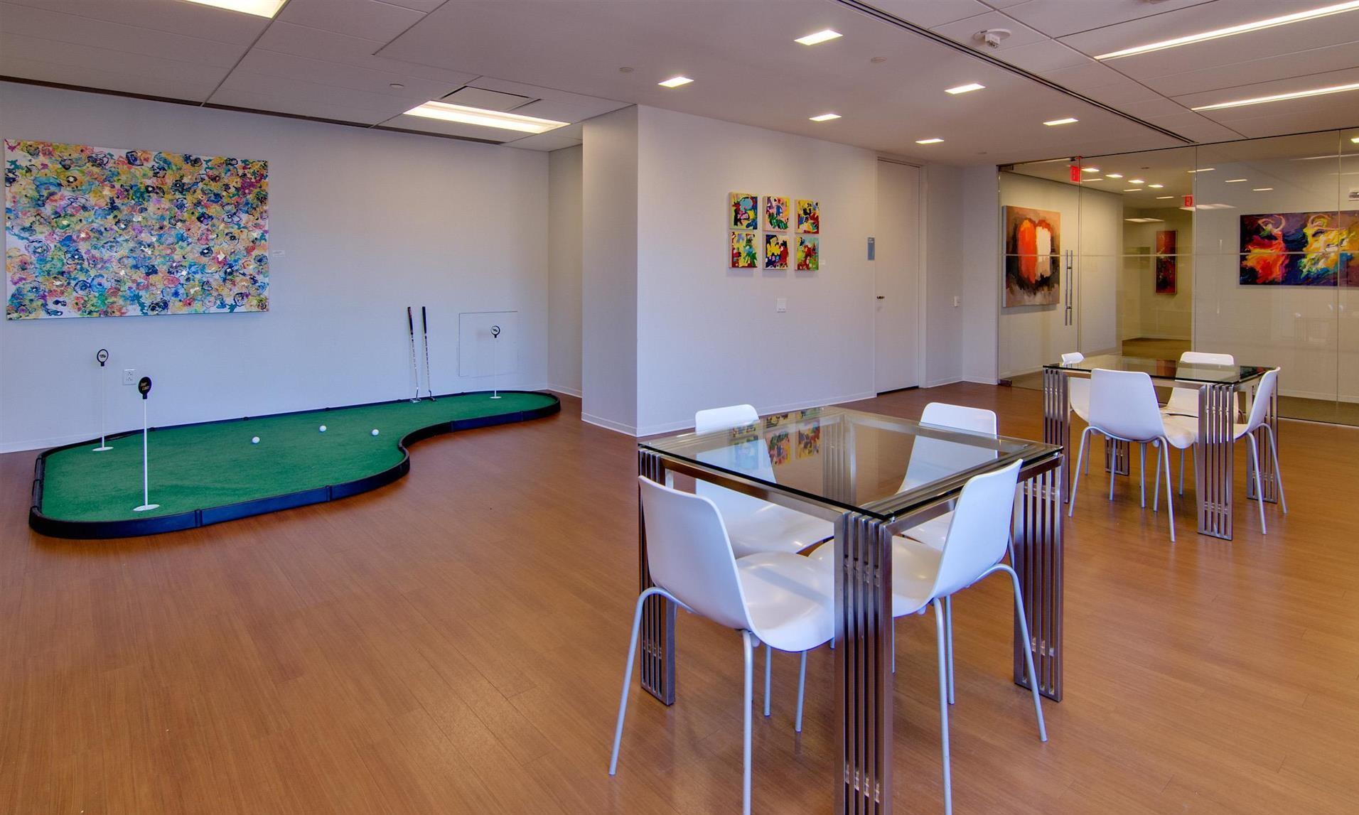 Break Area in Washington Virtual Office