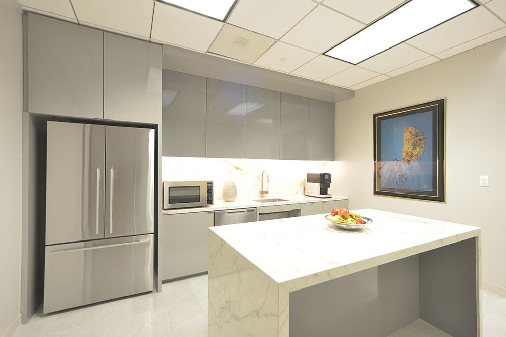 Break Room - Kitchen Area - Houston Virtual Office