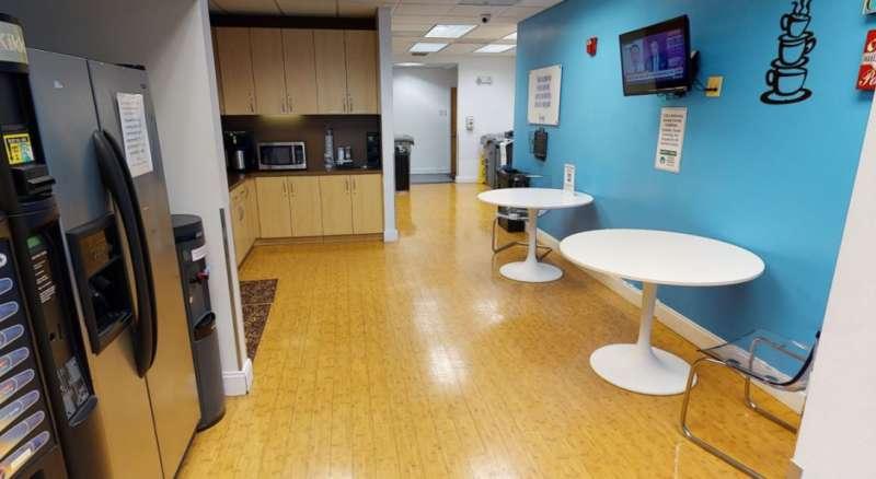 Break Room - Kitchen Area - Fort Lauderdale Virtual Office