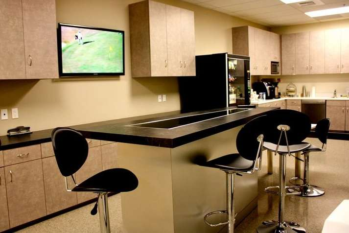 Break Area in Aliso Viejo Virtual Office
