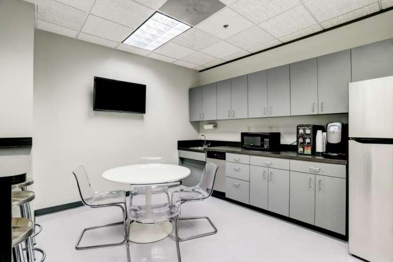 Break Area in Houston Virtual Office