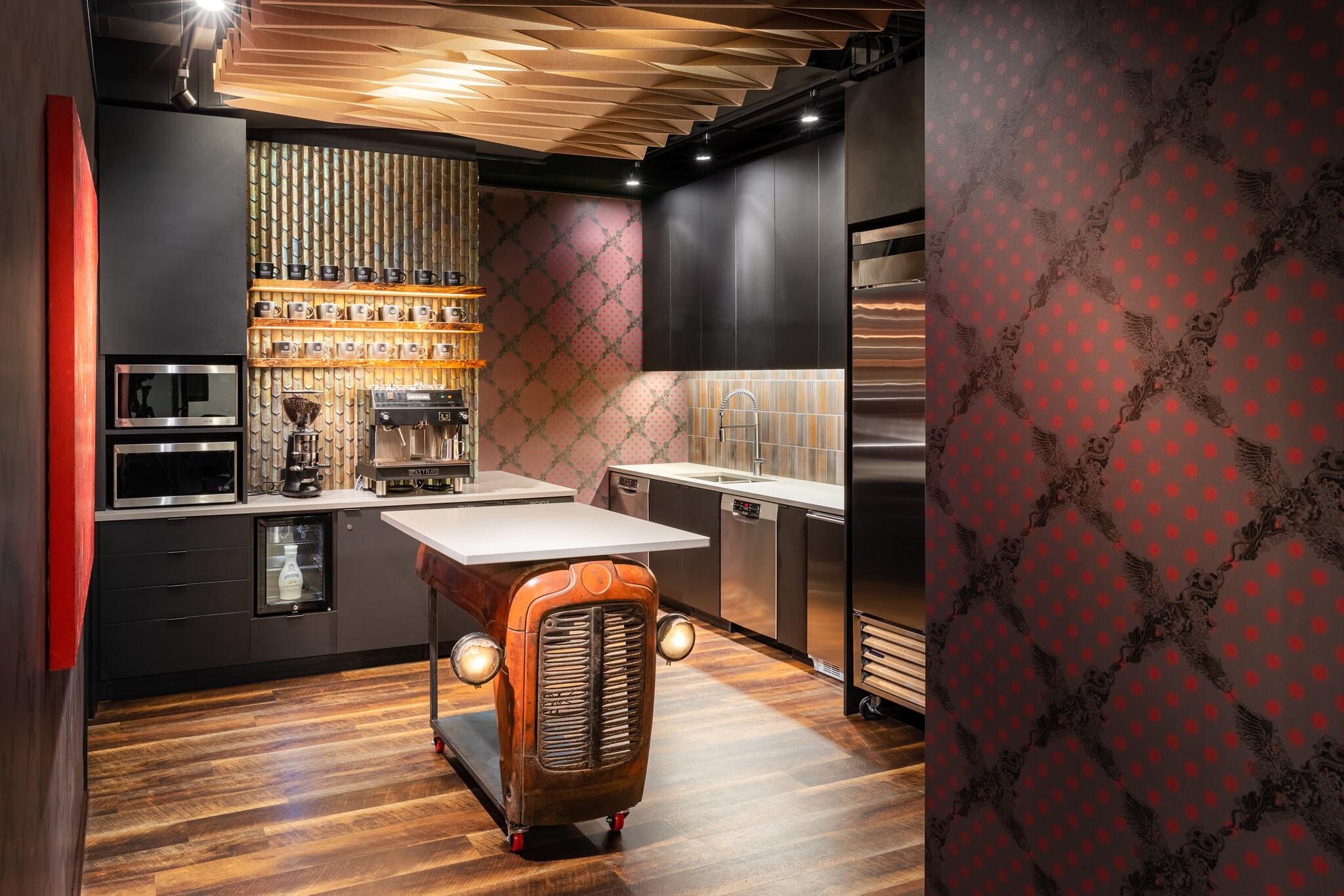 Break Room - Kitchen Area - Littleton Virtual Office