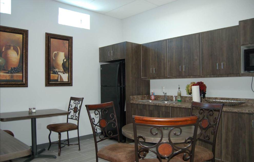 Break Area in El Paso Virtual Office