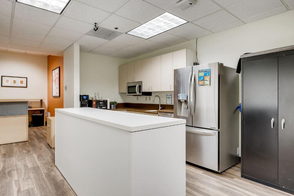 Break Room - Kitchen Area - Lone Tree Virtual Office